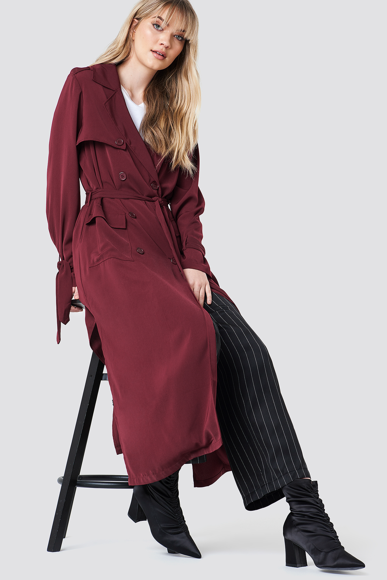 Trench Coat NAKDLOUNGE.COM